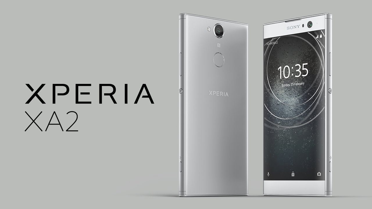 best service 92d37 8653d Xperia XA2 – Capture life's beauty with 23MP