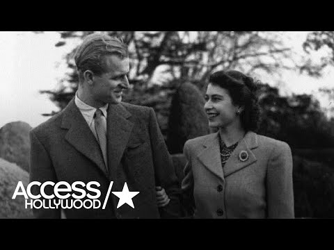 Royal Romance: A Look Back At Queen Elizabeth II & Prince Philip | Access Hollywood