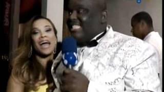 pnico na tv 23 10 2011 charles e arex na festa da novela aquele beijo