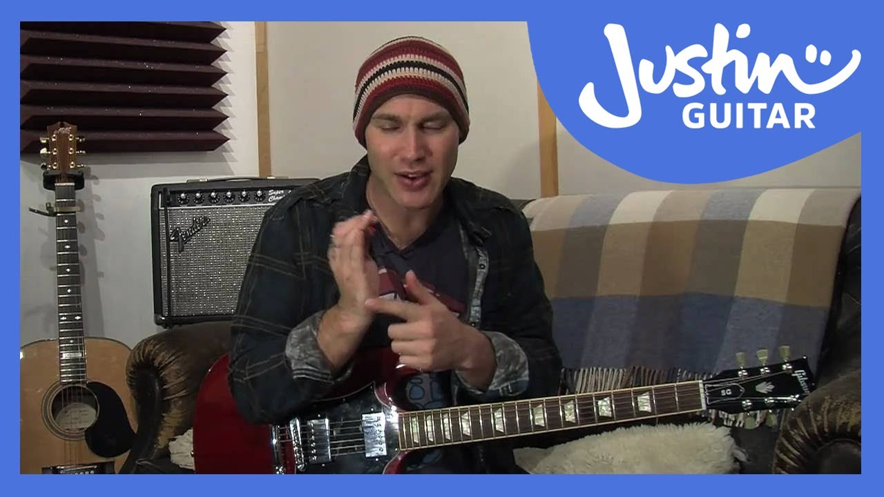 Intermediate Rhythm Guitar 5 How To Play Rhythm Guitar Stage 5