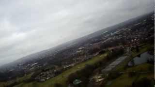 a quick flight, springfield park rochdale onboard a wot4 foam-e using a muvi veho hd