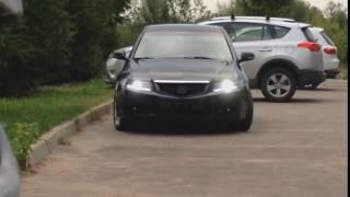 Тюнинг фар Acura TSX (Хонда Аккорд 7)