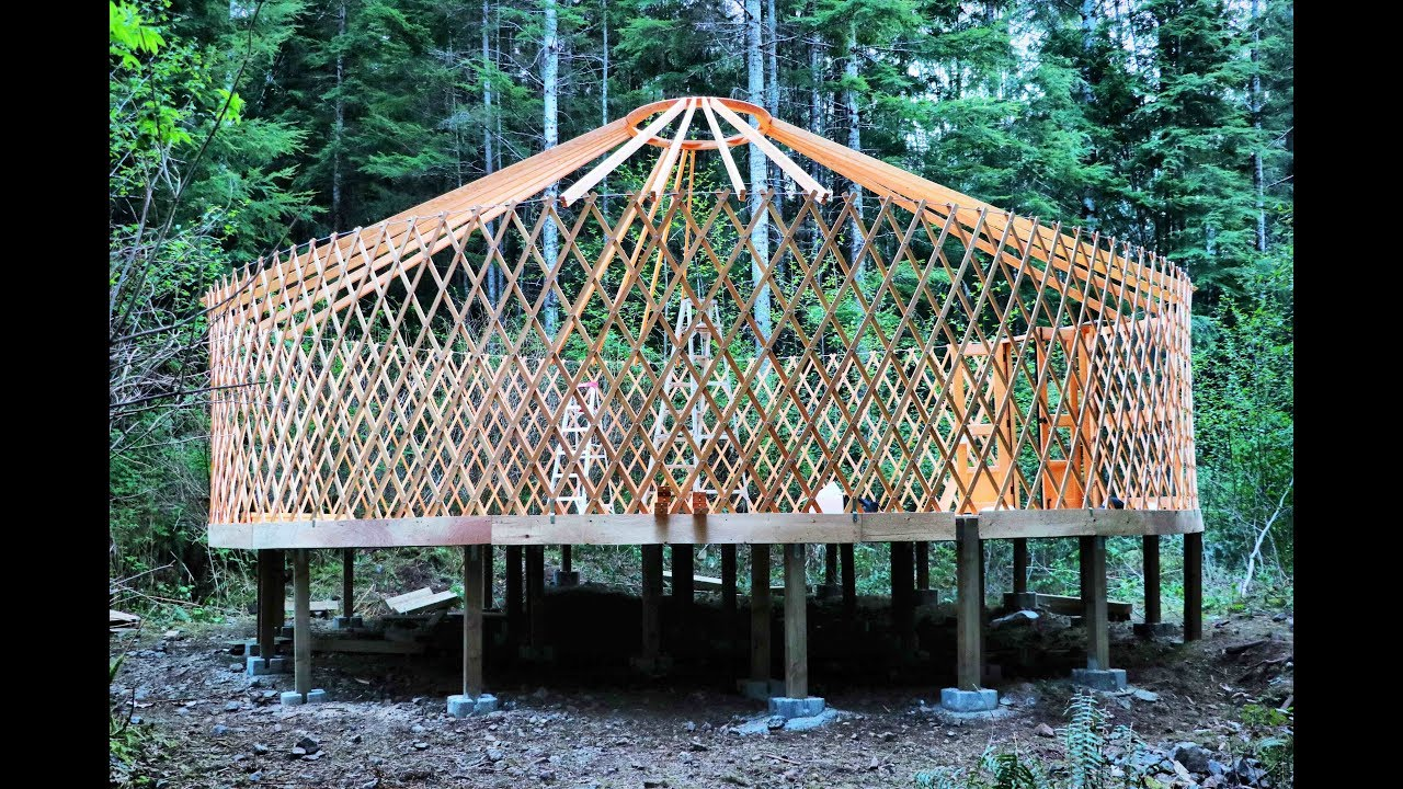 How To Build A Yurt Living Off The Grid Homesteading Day 12 Youtube Yurt represents kazakhstan culture in all its beauty and profound meaning. how to build a yurt living off the grid homesteading day 12