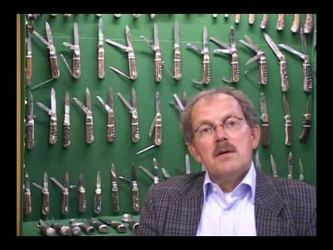 Short History Of The Hubertus Knife Company - Solingen, Germany
