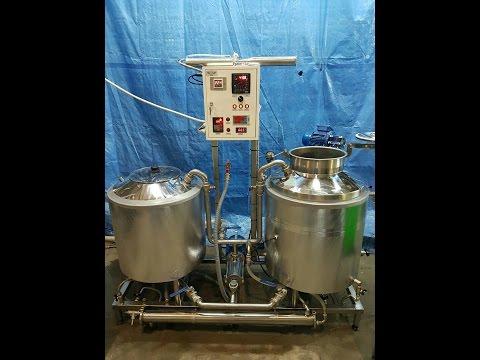 Видео домашней пивоварни китайский самогонный аппарат meaoch купить