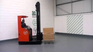1252 BT RRB1 Electric 1600KG Used Reach Forklift Truck