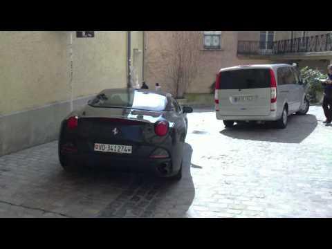 Reventon lamborghini murcielago v12 nitro superfast review ascari a10