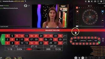 Immersive Roulette Online Casino Scam Exposed Watch This Video