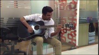 Lukka Chuppi - Rang De Basanti - Guitar Cover by Abhinit Ranjan