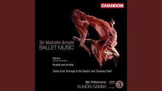 Sweeney Todd Concert Suite, Op. 68a: VII. Allegro con brio – Allegretto (Pas de deux) – Piu...