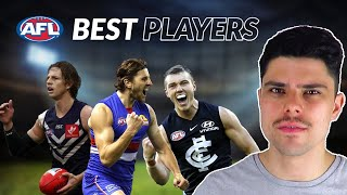Top 10 AFL Players in 2020