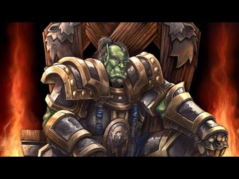 Warcraft 3 - Lord of the Clans