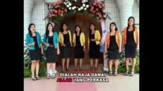 BOGAR SISTERS - HOSANA NAMANYA (LAGU NATAL)