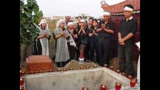 Lễ địa táng cụ Vũ Đức Tiến