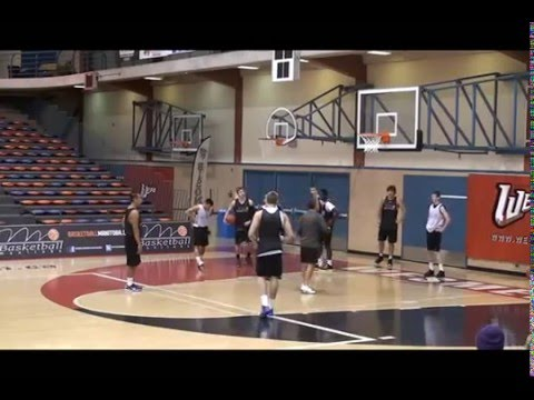 Steve Brown - Individual and Team Advanced Skill Session Training in Basketball