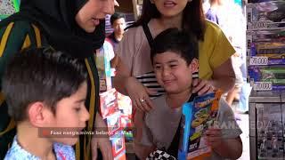 IBU PINTAR - Waduh Fazz Minta Beli Mainan Di Pasar Sampe Nangis    (13/7/19) Part 1