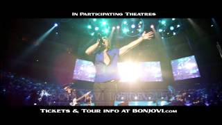 Bon Jovi- Inside Out ONE NIGHT ONLY EVENT official trailer YouTube Videos
