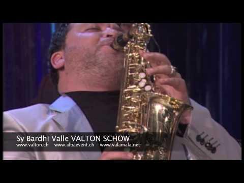 Valton Show - Sy bardhi Valle - Valamalashow Prall me tupan