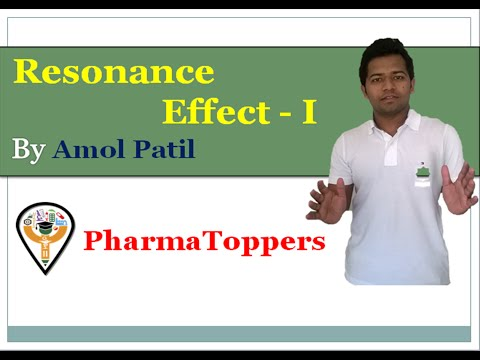 Resonance Effect-1