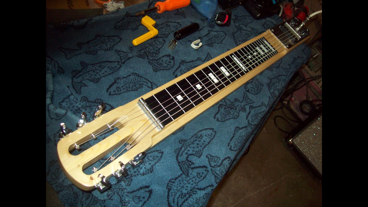 Lap Steel Guitar Parts Online : ryan 39 s lap steel guitar built from a 2x4 youtube ~ Russianpoet.info Haus und Dekorationen