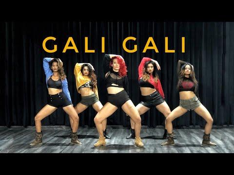 Gali Gali - KGF | Neha Kakkar | Mouni Roy | The BOM Squad | Svetana Kanwar Choreography