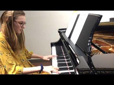 Mattie Sorrow Studio Recital 2018