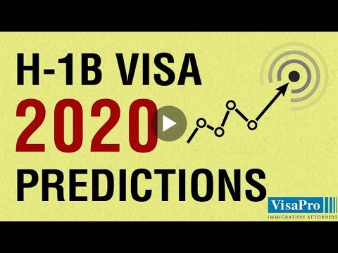 H1B Cap 2020 Prediction: What Are Your Chances of Winning H1B Lottery?