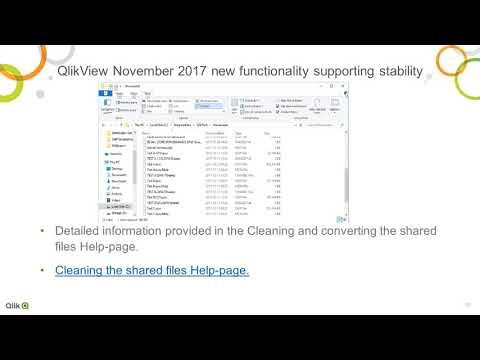 Reinforcing QlikView Server November 2017