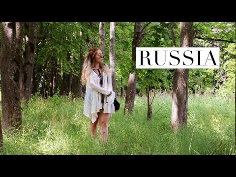 VLOG | My Russia Diaries (Пущино, Россия)