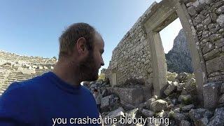 Antalya, Turkey: Duden Falls and Termessos Ruins