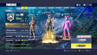Fortnite//Chill Stream//Playing DcU// $20 giveaway?