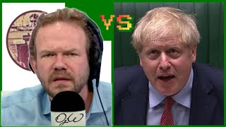 James O'Brien compares Boris Johnson's comments on care homes
