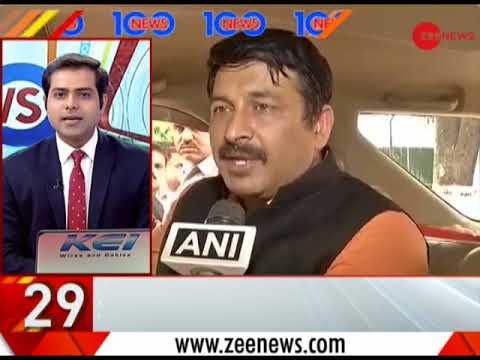 News 100: External Affairs Minister Sushma Swaraj's Bangladesh tour starts today