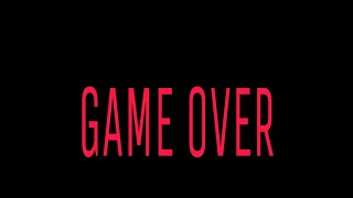 GAME OVER | MS PACMAN