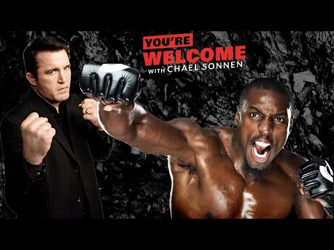 Chael Sonnen Podcast -  Bellator Light Heavyweight Champion  Phil Davis