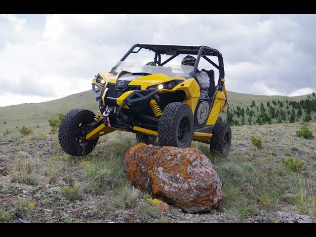 UTV TECH At The ATV & SXS Event, Rally in the Pines Travel Video