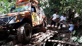 Off Road  IOX Adventure Kerja sama Team Rangkong & Kalomang.