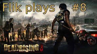 "Dead Rising 3 (PC) - Part #8 - ""Saving People"""