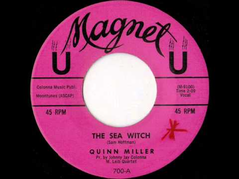 Quinn Miller - the sea witch
