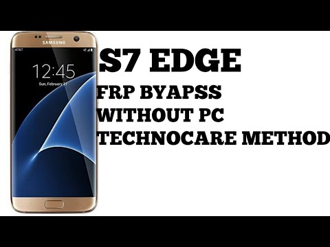 Repeat SAMSUNG Galaxy S7, S7 edge,G930f/ G935f ,FRP/Google Lock