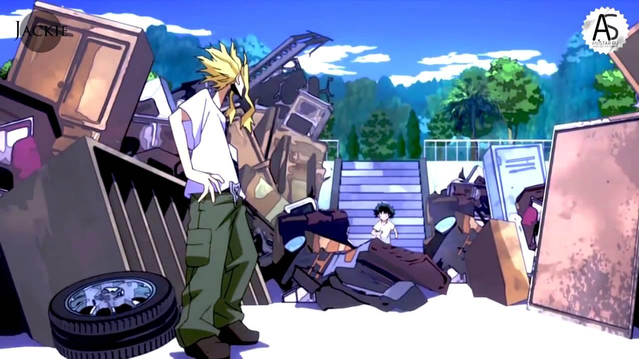 Boku no Hero Academia OP Моя геройская академия опенинг ...