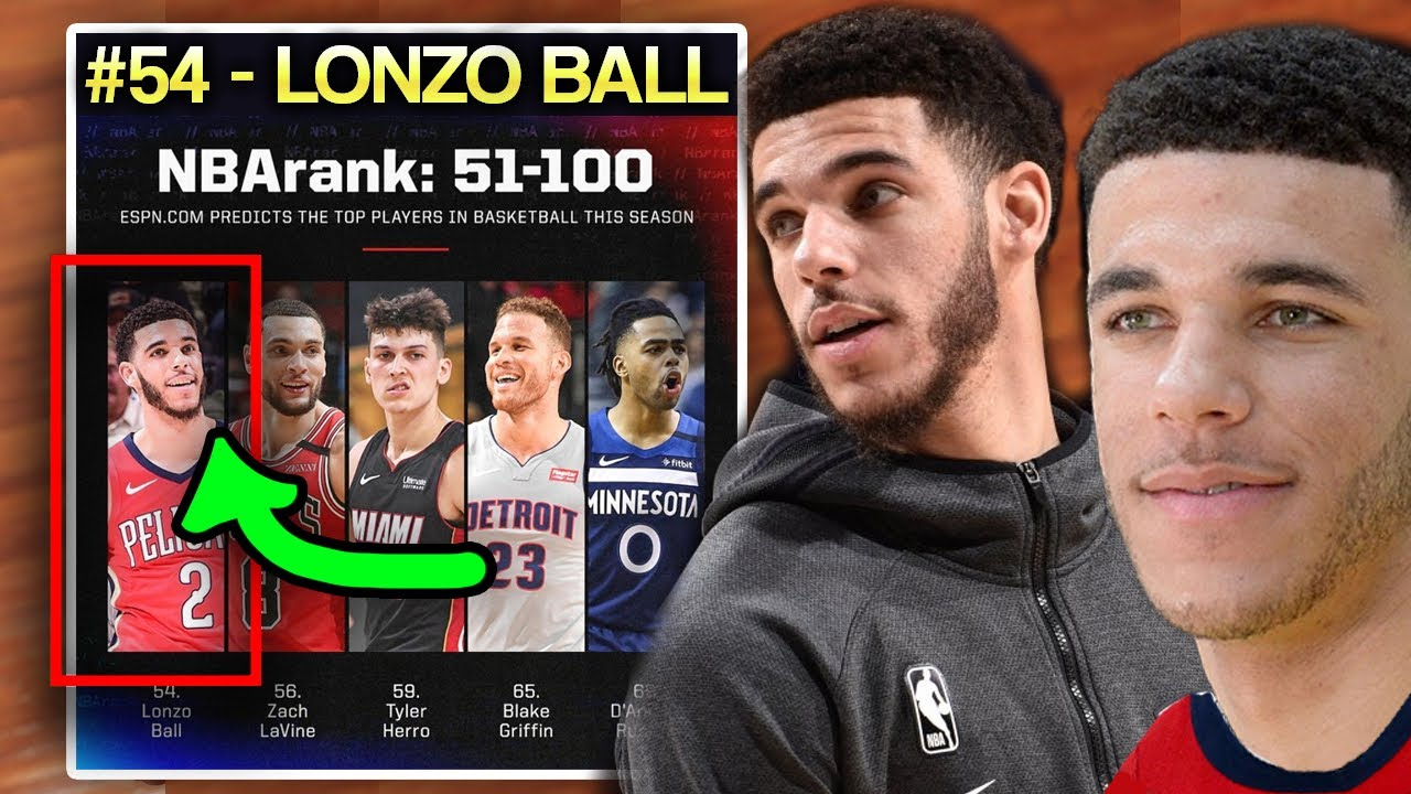 Pelicans' Lonzo Ball suddenly ranks among NBA's best 3-point ...
