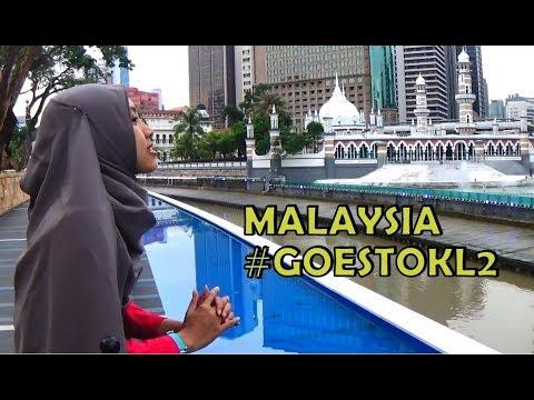 Masjid Tercantik di Kuala Lumpur | #GOESTOKL2 (PART2)