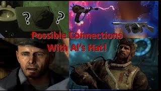 Al's Hat Possibly Connected With Weasel Knowing Nikolai?!? Revelations - Black Ops 3