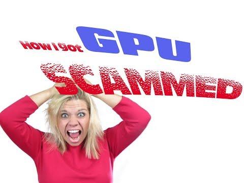 How I Got GPU Scammed (Graphics Card) On Alibaba