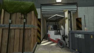 Erstellen Sie die Katastrophe | Black Mesa - Pre-Katastrophe Sektor B Walkthrough
