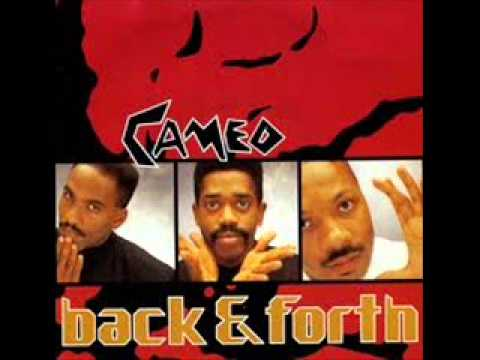 Cameo Back and Forth