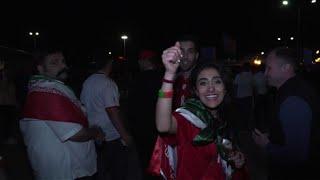 Mondial: des Espagnols satisfaits, des Iraniens pas malheureux