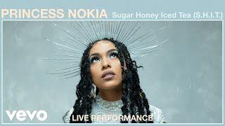 Смотреть клип Princess Nokia - S.H.I.T.