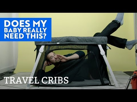 Travel Cribs | What My Baby Really Needs